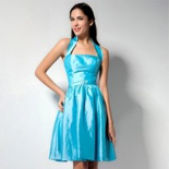 Aqua Blue Bridesmaid Dresses