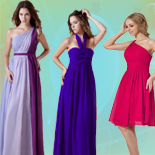 Bridesmaid Dresses by Colors