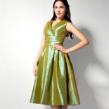 Olive Green Bridesmaid Dresses