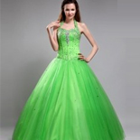 Spring Green Quinceanera Dresses