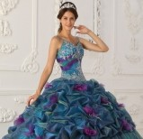Multi-color Quinceanera Dresses