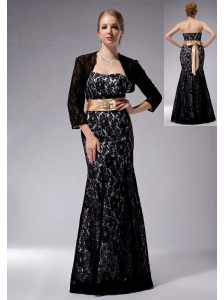 Black Lace Dress  Sleeves on Mother Of The Bride Dresses Mother Of The Groom Dresses