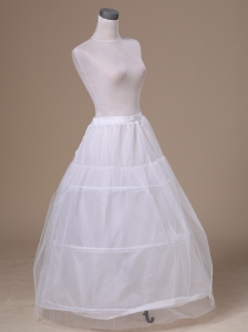 Brand New Organza Floor-length Petticoat