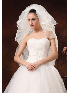 Latest Formal Wedding Veils Hot Selling