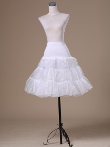 Lovely Organza Mini-length Girls Petticoat