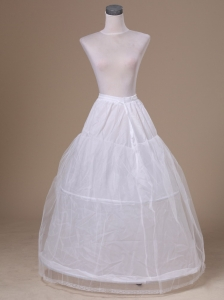 Useful Organza Floor-length Petticoat