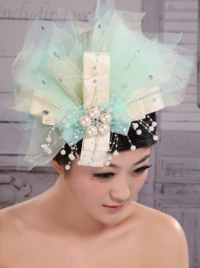 2013 New Arrival Multi-color Headices With Imitation Pearls Decorate