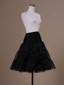 Hot Selling Organza Knee-length Petticoat