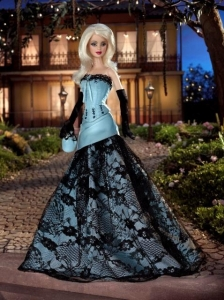 Modest Party Clothes Princess Made To Fit The Quinceanera Doll