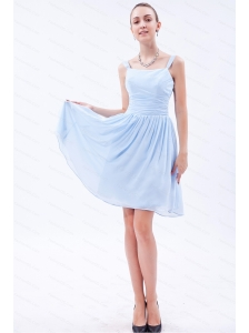 Discount Dama Dress for Lilac Empire Straps Knee-length