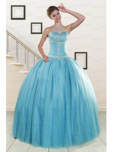 New Style Sweetheart Ball Gown Quinceanera Dresses