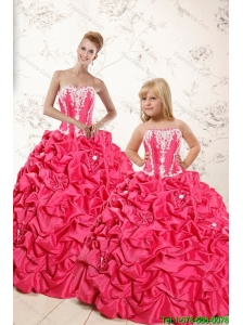 Classical Ball Gown Princesita with Quinceanera Dresses with Appliques