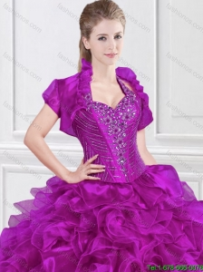 New Arrivals Halter Top Ruffles Quinceanera Gowns with Ruffles