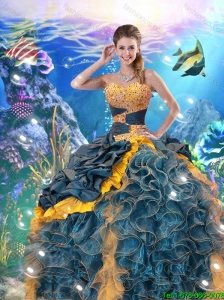 Artistic Sweetheart Pick Ups and Beaded Quinceanera Gowns for 2016