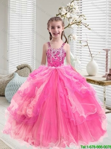 Modern Multi Color Mini Quinceanera Dresses with Ruffled Layers