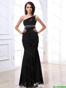 Mermaid Beading Black Most Popular Prom Dress for 2016