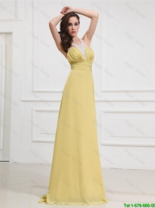 New Style Sequins and Beading Long Prom Dresses for Graduation