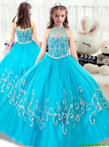 Little Girls Pageant Dresses,Flower Girl Dresses,Gowns for Little ...