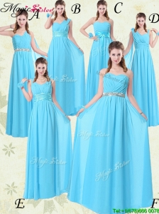 New Style Floor-length Empire Bridesmaid Dresses