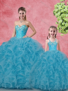 Summer Luxurious Ball Gown Sweetheart Princesita with Quinceanera Dresses