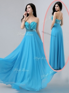 New Arrivals Sweetheart Empire Popular  Prom Dresses with Beading and Sequins