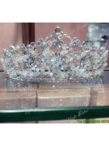 Elegant Tiaras with Rhinestone for Ladies
