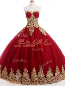 Sleeveless Lace Up Floor Length Ruffles and Sequins 15 Quinceanera Dress