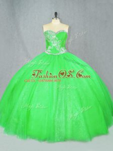 Superior Floor Length Ball Gowns Sleeveless Quinceanera Dress Lace Up