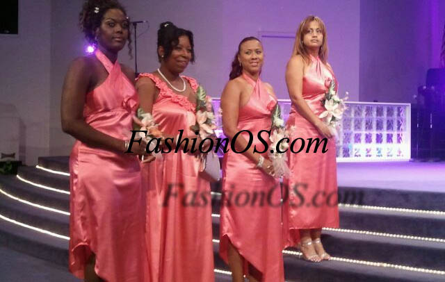 custom make bridesmaid dresses