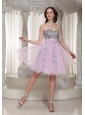 Make You Own 2013 Prom Dress With Organza Fabric and Zebra Sweetheart
