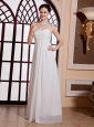Sweetheart Empire Chiffon Backless Chic 2013 New Arrival Wedding Gowns Customize