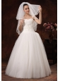 2 Layers Tulle Elbow Length Popular Wedding Veil