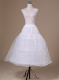 A-line Tulle Floor-length Low Price Wedding Petticoat