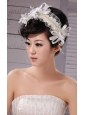 Beautiful Tulle Silk Ribbon Special Occasion Fascinators