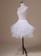 Lovely Tulle Mini-length Girls Petticoat