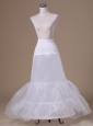 Mermaid Tulle Floor-length Pretty Wedding Petticoat