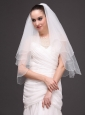 Two-tier Organza Graceful Wedding Veils