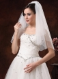 Two-tier Tulle Graceful Wedding Veils