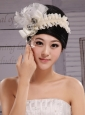 2013 Headpieces Bride Tire Feathers With High Quality Best Sale