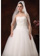 Beautiful Organza Bridal Veils For Wedding