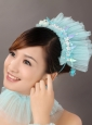 Classical Tulle Beaded Special Occasion Fascinators
