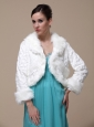 Gorgeous and Long-Sleeves For Winter Special Occasion / Wedding Shawl Jacket