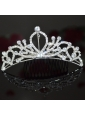 Delicate Custom Made Bridal Tiara