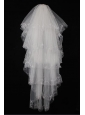 Five Layer Tulle For Fingertip Veil