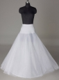Tulle A-line Floor-length Wedding Petticoat