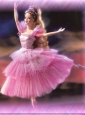 Beautiful Princess Party Clothes Pink Quinceanera Doll