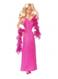 Satin Hot Pink Made To Fit The Quinceanera Doll