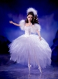 Tulle Beading Ball Gown Quinceanera Doll Dress