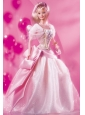 The Most Amazing Pink Dress With Sequin Made To Fit The Quinceanera Doll