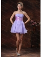 Lilac Short Strapless Organza Dama Dresses On Sale,This strapless baby doll dress in lavender has a youthful style that is chic and elegant. This cute prom dress features a strapless neckline. Sparkling beading accents on the bust and add dramatic effects. A whimsical ruffled hemline on the short layered skirt completes the look. The back features a lace up closure that ensures a perfect fit.